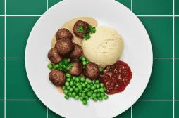 Quel est l'intérêt nutritionnel des boulettes de viande sans viande d'Ikea?