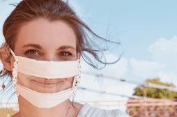 Masques avec fenêtre : la fin du calvaire des personnes sourdes en temps de pandémie