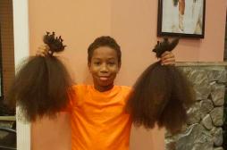 Cancer : à 8 ans, il donne ses cheveux aux enfants malades