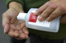 Les savons antibactériens dans le viseur des Américains