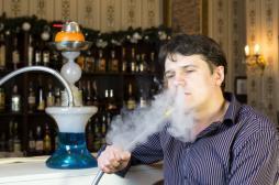 Pollution intérieure : la chicha deux fois plus nocive que la cigarette