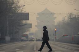 L'exposition à la pollution de l'air...