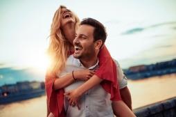 Un partenaire heureux est le fondement d'une vie saine