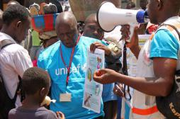Une épidémie d'Ebola frappe la  Sierra Leone