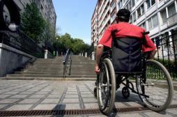 Accessibilité: les handicapés devront...