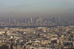 Pollution : alerte élevée en région...