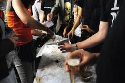 Alcool : 3 étudiants sur 4 boivent...