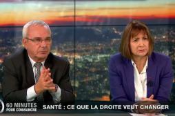 Santé : ce qui sépare Alain Juppé de François Fillon