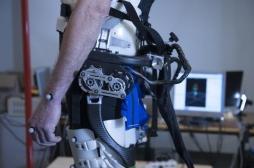 Personnes âgées : un exosquelette pour éviter les chutes