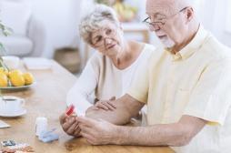 Un diabète bien traité diminue par deux le risque d'accident cardiaque en 15 ans