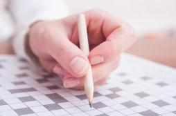 Cerveau : les mots croisés préservent sa jeunesse