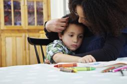 L'acupuncture soulage les douleurs chez l'enfant