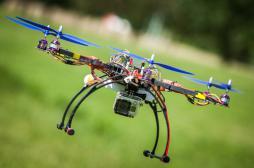 Des drones pour distribuer des vaccins aux pays pauvres