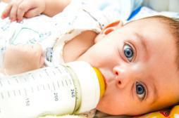 Alimentation : le lait de vache n'est pas adapté aux bébés