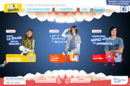 La prévention dentaire ne passera plus...