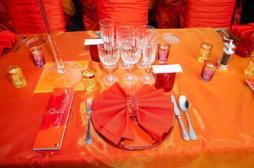 Appétit: les goûts influencés par les couleurs