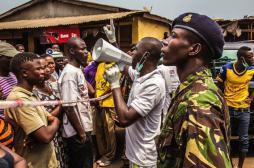 Ebola : le retour du virus au Liberia