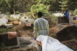 Ebola : 4 morts en Guinée