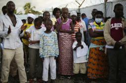 Ebola : le difficile combat des survivants