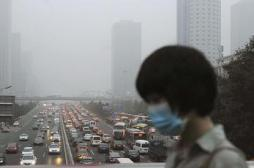 La pollution de l'air provoque des cancers, affirme l'OMS