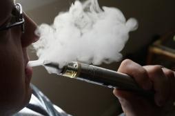 La e-cigarette privée de publicité