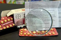 Pilules: 20 morts et 2500 accidents par an