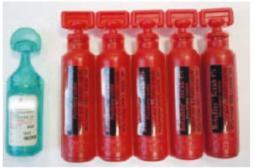 Dosettes unidoses : l'ANSM alerte sur les risques de confusion