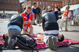 Le massage cardiaque pourrait sauver un tiers des victimes