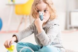 Asthme : une appli pour mieux contrôler la maladie chez l'enfant