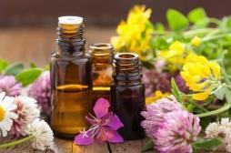 Des huiles essentielles développent les seins chez les garçons