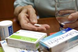 Les personnes âgées consomment 7 médicaments par jour