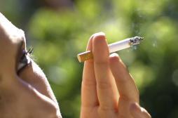 Je veux arrêter de fumer: j'ai peur de grossir !