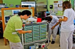 Vaccinations: les soignants ne montrent pas l'exemple