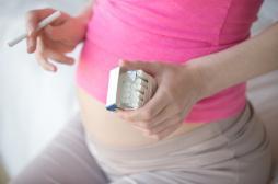 Grossesse : le tabac associé à un risque accru de tics chez l'enfant