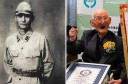 Un Japonais de 112 ans devient doyen masculin de l'humanité
