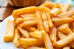 Frites : risque accru de décès au-delà de trois portions par semaine