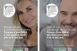 DMLA : une campagne appelle au dépistage