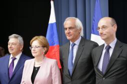 Santé publique : premier forum franco-russe à Moscou