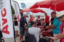 AVC : une association fait le tour des plages pour sensibiliser