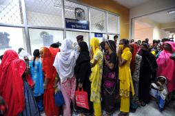 VIH :  2 000 Indiens contaminés après...
