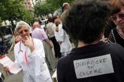 Infirmiers : Marisol Touraine veut revoir les conditions de travail