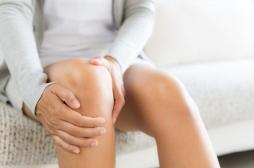Après la ménopause, le traitement hormonal protège de l'arthrose du genou