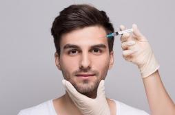 Chirurgie esthétique : de plus en plus d'hommes se laissent séduire