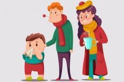 Epidémie de grippe : toutes les régions de France sont désormais touchées
