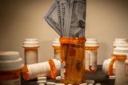 Le trafic de médicaments rapporte plus que le trafic de cocaïne