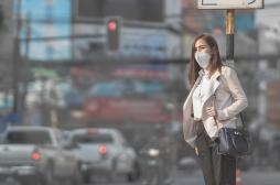 La pollution a une influence sur le cycle menstruel