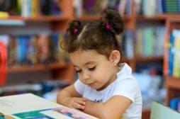 Une page trop chargée en photos nuit à l'apprentissage de la lecture chez l'enfant