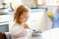 Les céréales du petit-déjeuner pour les enfants sont toujours trop sucrées