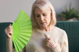 15% des femmes vivent mal le passage à la ménopause