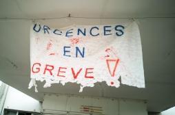 Grèves des urgences : 108 célébrités réclament un plan d'action pour